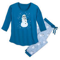 Image of Stormtrooper Holiday Pajama Set for Women by Munki Munki # 1
