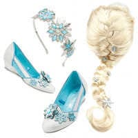 Image of Elsa Costume Accessories Collection for Kids # 1