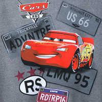 Image of Lightning McQueen Fleece Sweatshirt for Adults # 2