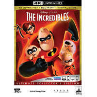 Image of The Incredibles 4K Ultra HD # 1