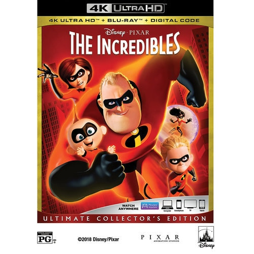 The Incredibles | Official Site | Disney Movies