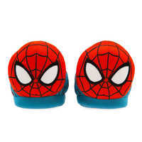 Image of Spider-Man Slippers for Kids # 2