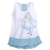 Alice Fashion Tank Top - Disney Boutique - Women
