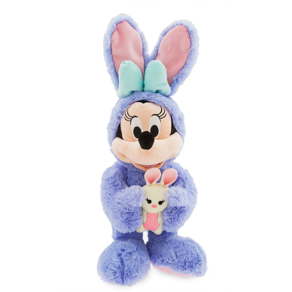Minnie Mouse Plush Bunny 2019 - Medium - 18'' - Personalized Official shopDisney