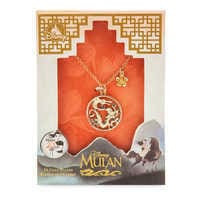 Image of Mulan Necklace for Adults # 2