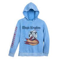 Image of Goofy Tomorrowland Hoodie for Boys by Junk Food - Walt Disney World # 1
