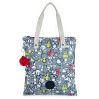 Image of Mickey Mouse Fold Tote by Kipling # 1