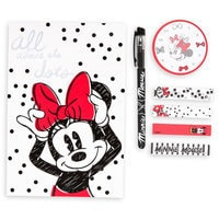 Minnie Mouse Deluxe Journal Set
