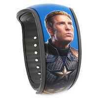 Image of Captain America MagicBand 2 - Marvel's Avengers: Endgame # 1