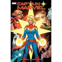 Image of Marvel's Captain Marvel: Ms. Marvel - A Hero is Born Book # 1