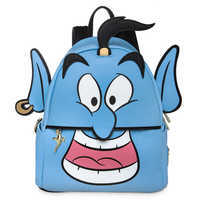 디즈니 알라딘 미니 백팩 Disney Genie Mini Backpack by Loungefly - Aladdin