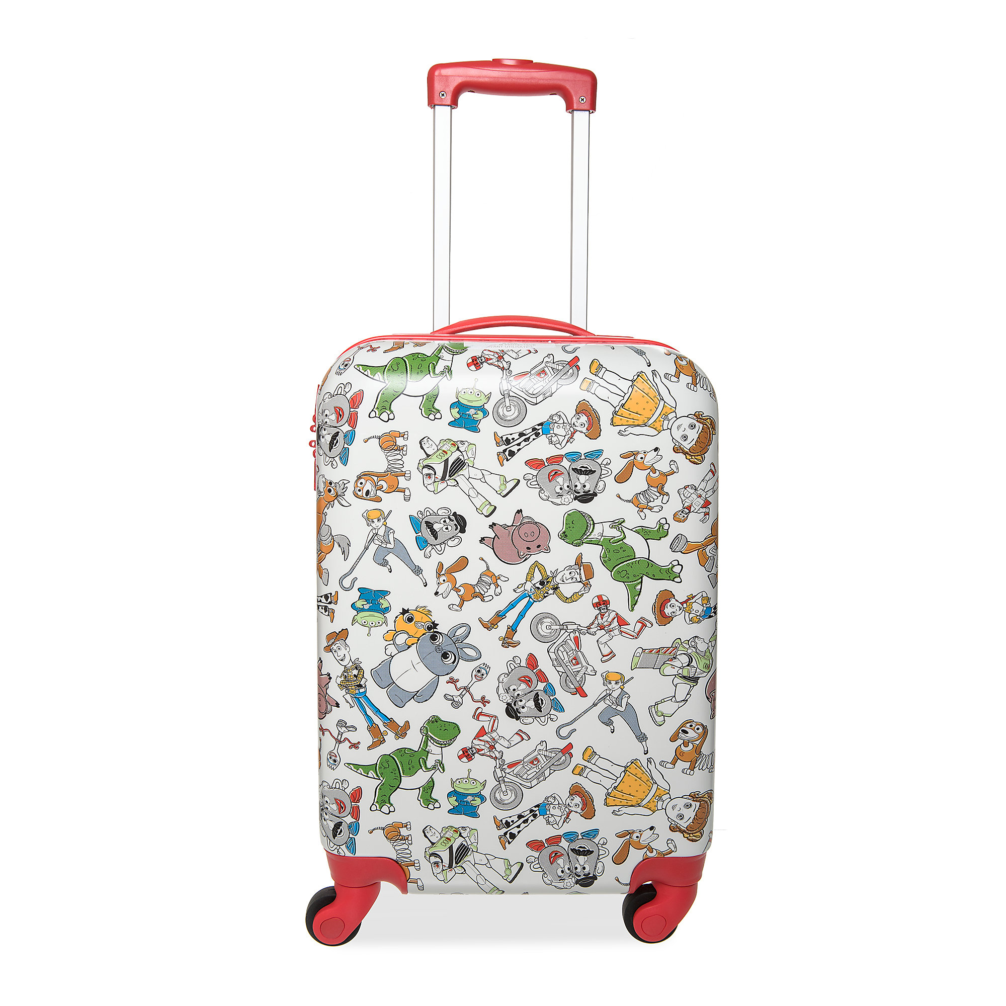 Toy Story 4 Rolling Luggage - Small