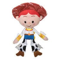 Image of Jessie Plush Rattle for Baby - Toy Story # 1