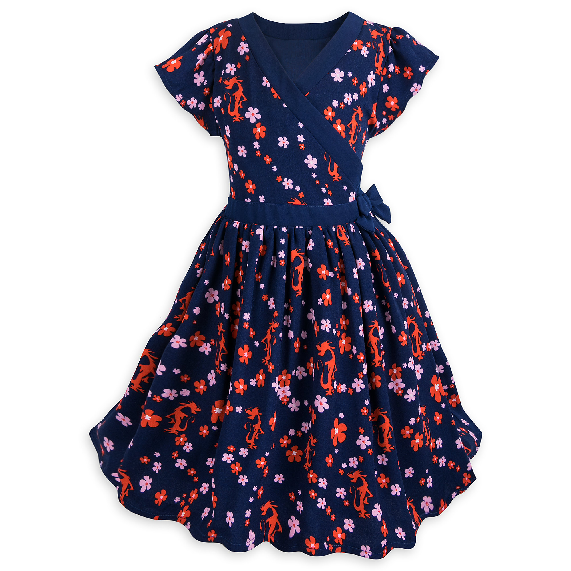 Mushu Dress for Girls - Mulan