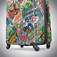 Image of Marvel Comics Rolling Luggage by American Tourister - Small # 5