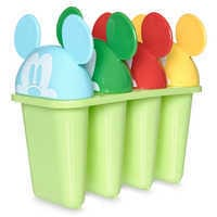 Image of Mickey Mouse Popsicle Molds - Summer Fun # 1