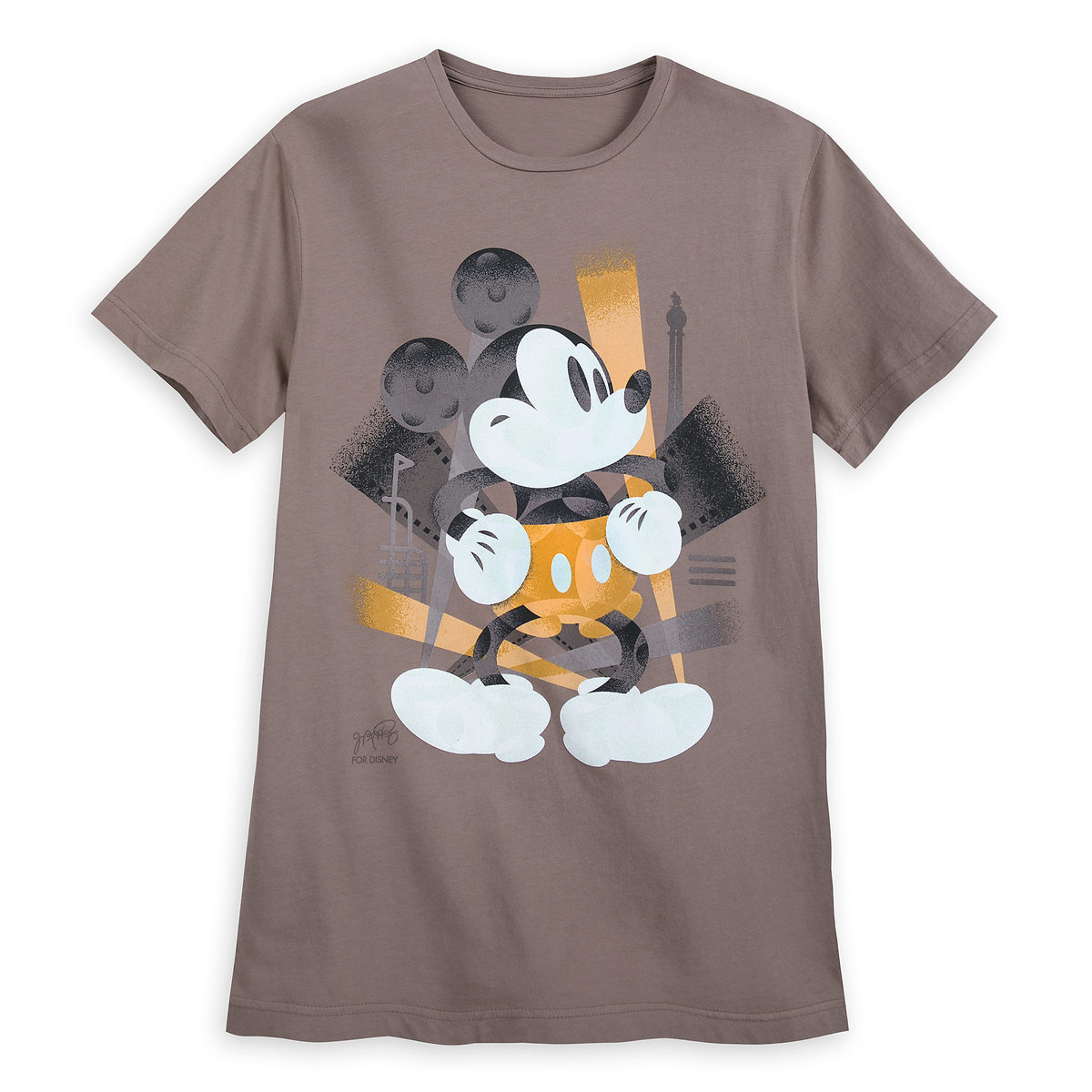 7ddffc35 Product Image of Mickey Mouse Disney Parks Artist Series T-Shirt for Men by  Mike