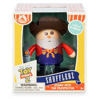 Image of Stinky Pete The Prospector Shufflerz Walking Figure - Toy Story 2 # 1