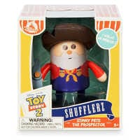 Image of Stinky Pete The Prospector Shufflerz Walking Figure - Toy Story 2 # 1