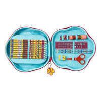 Image of Moana Zip-Up Stationery Kit # 3