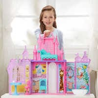 Image of Disney Princess Pop-Up Palace Playset by Hasbro # 4