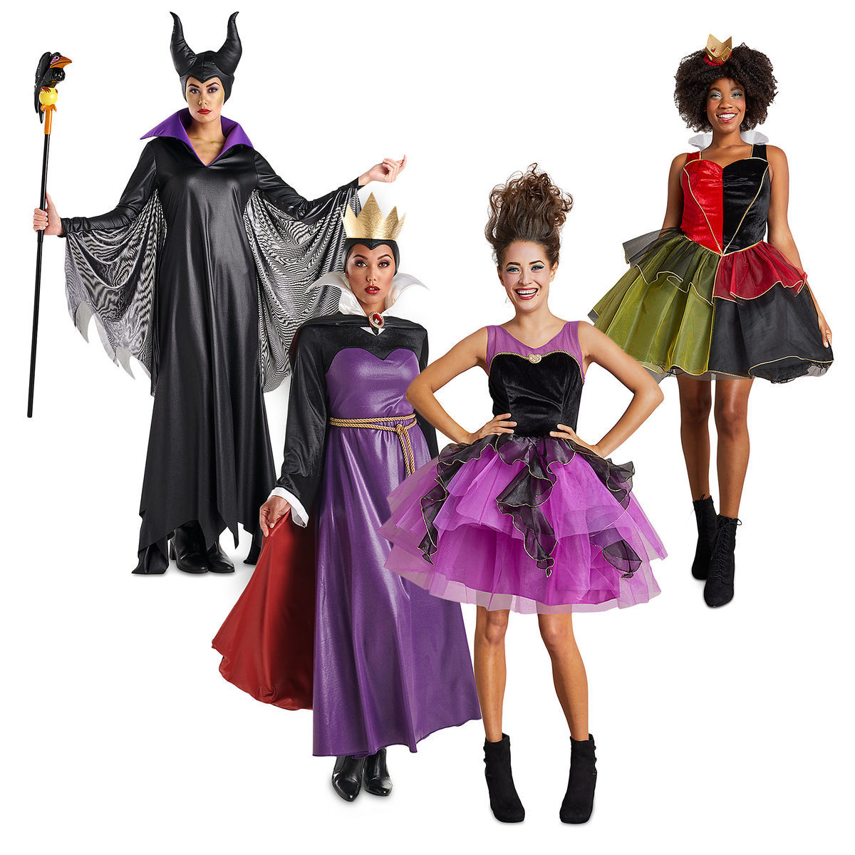 product image of disney villains costume collection for family 1