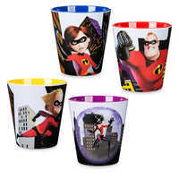 Image of Incredibles 2 Cup Set # 2
