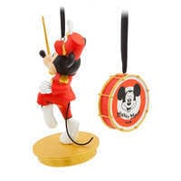 Image of Mickey Mouse Through the Years Sketchbook Ornament Set - The Mickey Mouse Club - August - Limited Release # 2