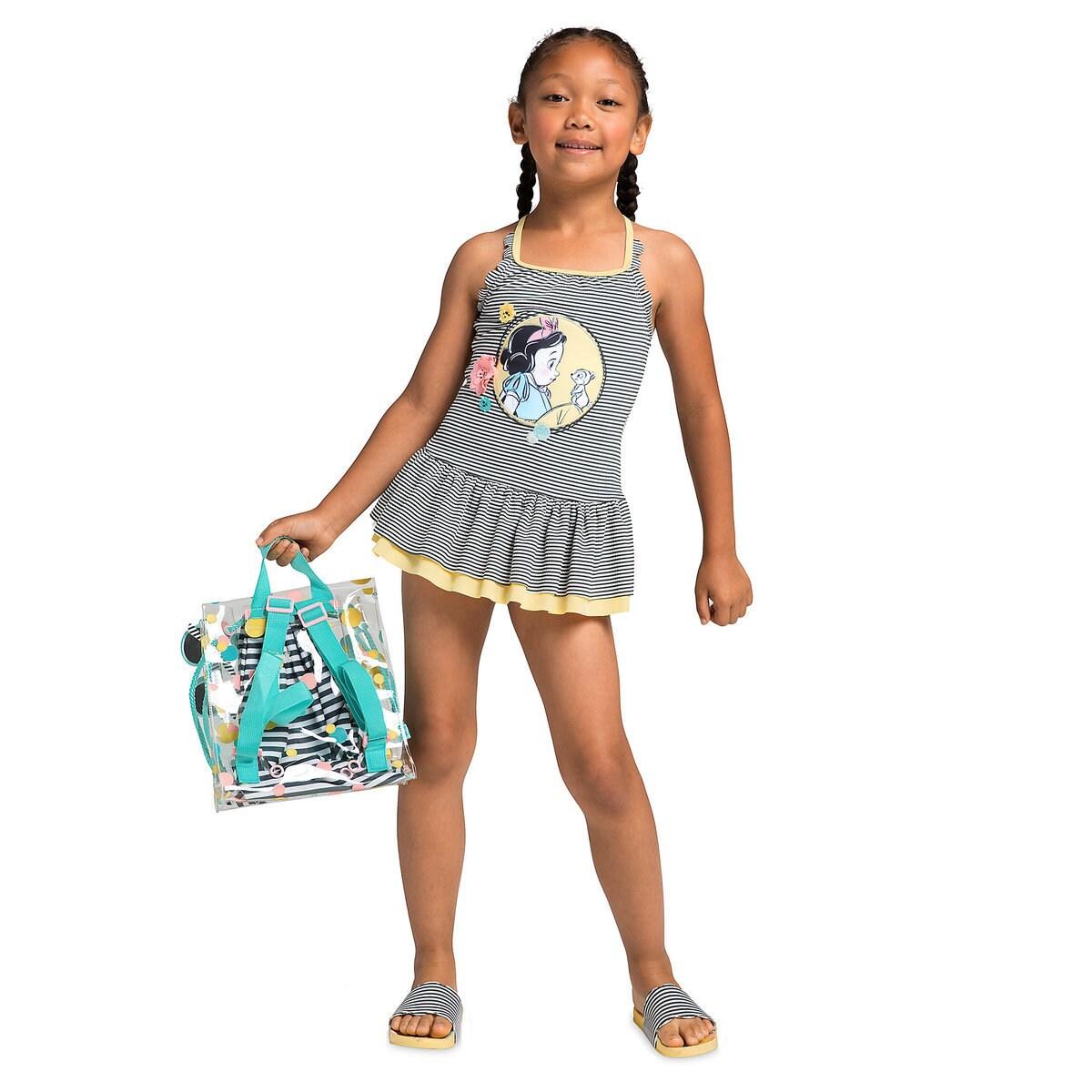 3f7065fcb0578 Disney Animators' Collection Snow White Swim Collection for Kids ...