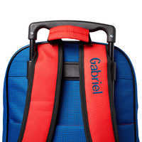 Image of Spider-Man Rolling Backpack - Personalized # 5
