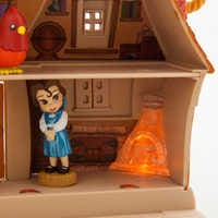 Image of Disney Animators' Little Collection Belle Surprise Feature Playset # 3