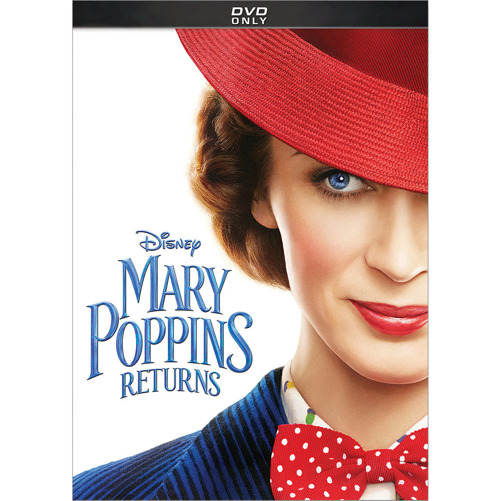 Mary Poppins Returns DVD Official shopDisney
