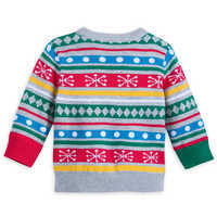 Image of Minnie Mouse Family Holiday Sweater for Baby # 2