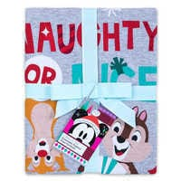 Image of Chip 'n Dale Holiday PJ Set for Women # 2