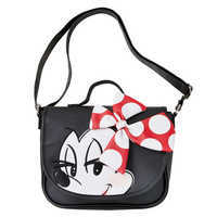 Image of Minnie Mouse Crossbody Bag by Loungefly # 4