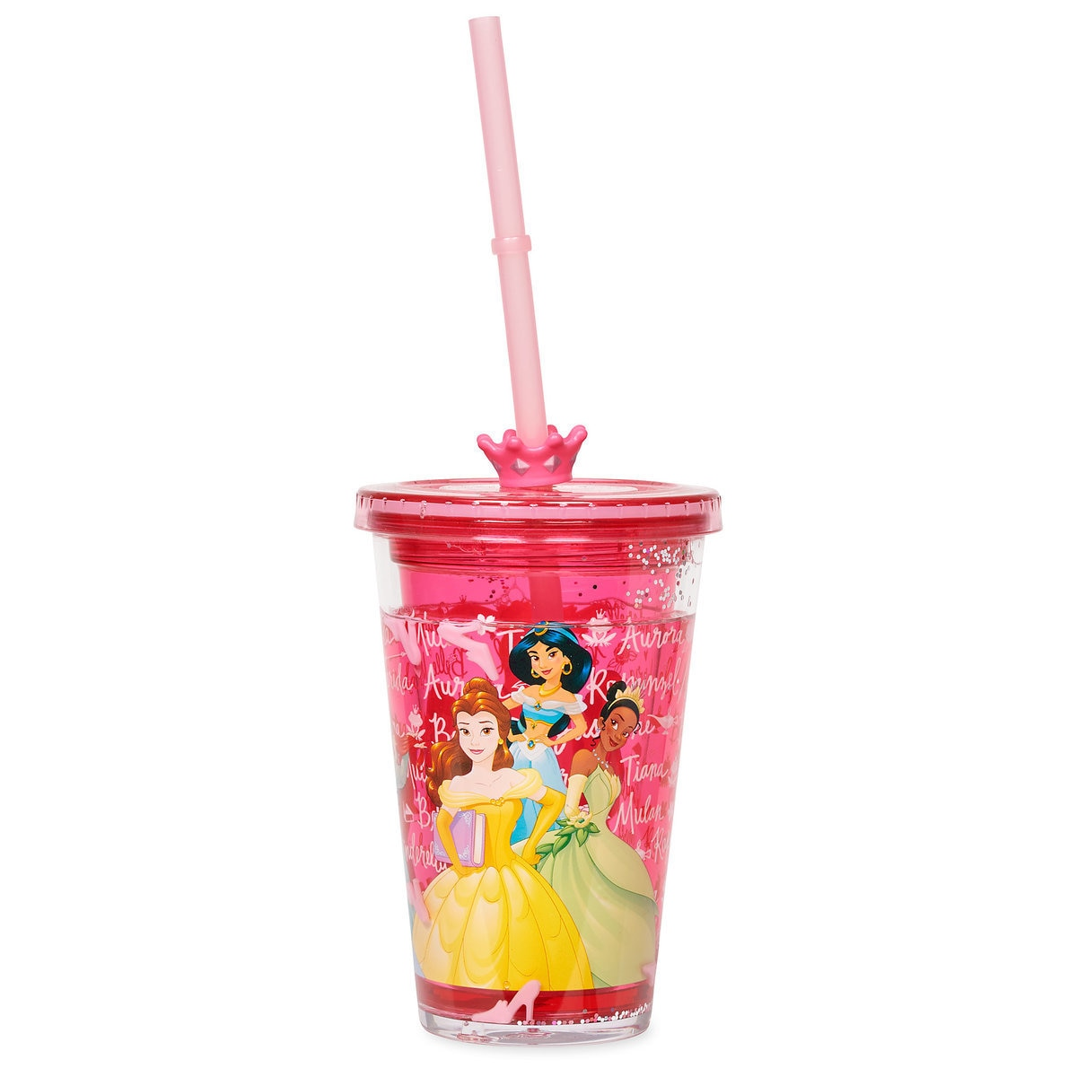 47c2c2edc76 Disney Princess Tumbler with Straw