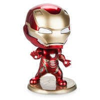 Image of Iron Man Cosbaby Bobble-Head Figure by Hot Toys - Marvel's Avengers: Infinity War # 1