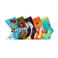 Image of Toy Story 4 Sock Set for Adults - 5 Pack # 3