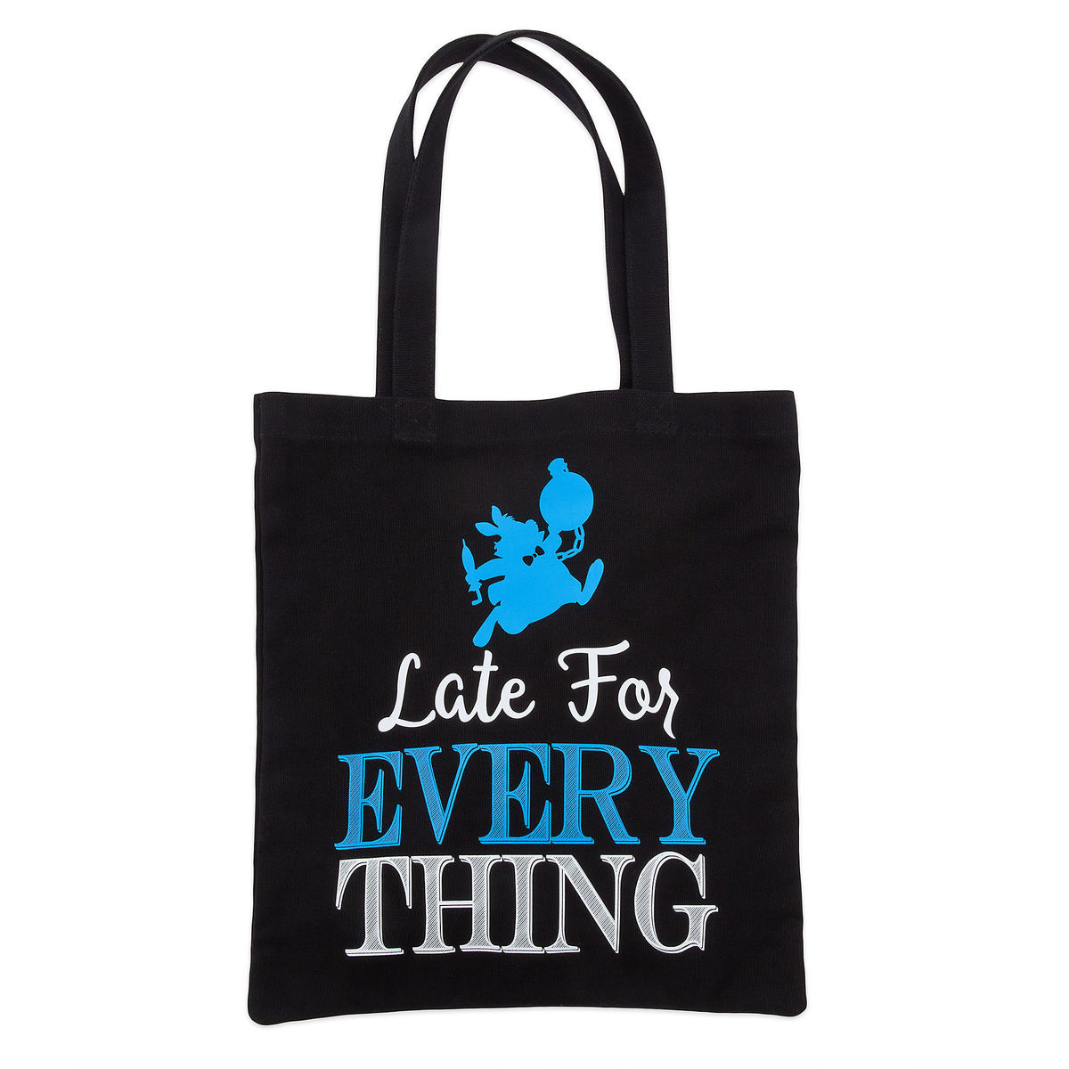 Product Image Of White Rabbit Tote Bag Alice In Wonderland 1