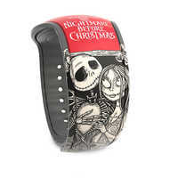 Image of Jack Skellington and Sally MagicBand 2 # 1