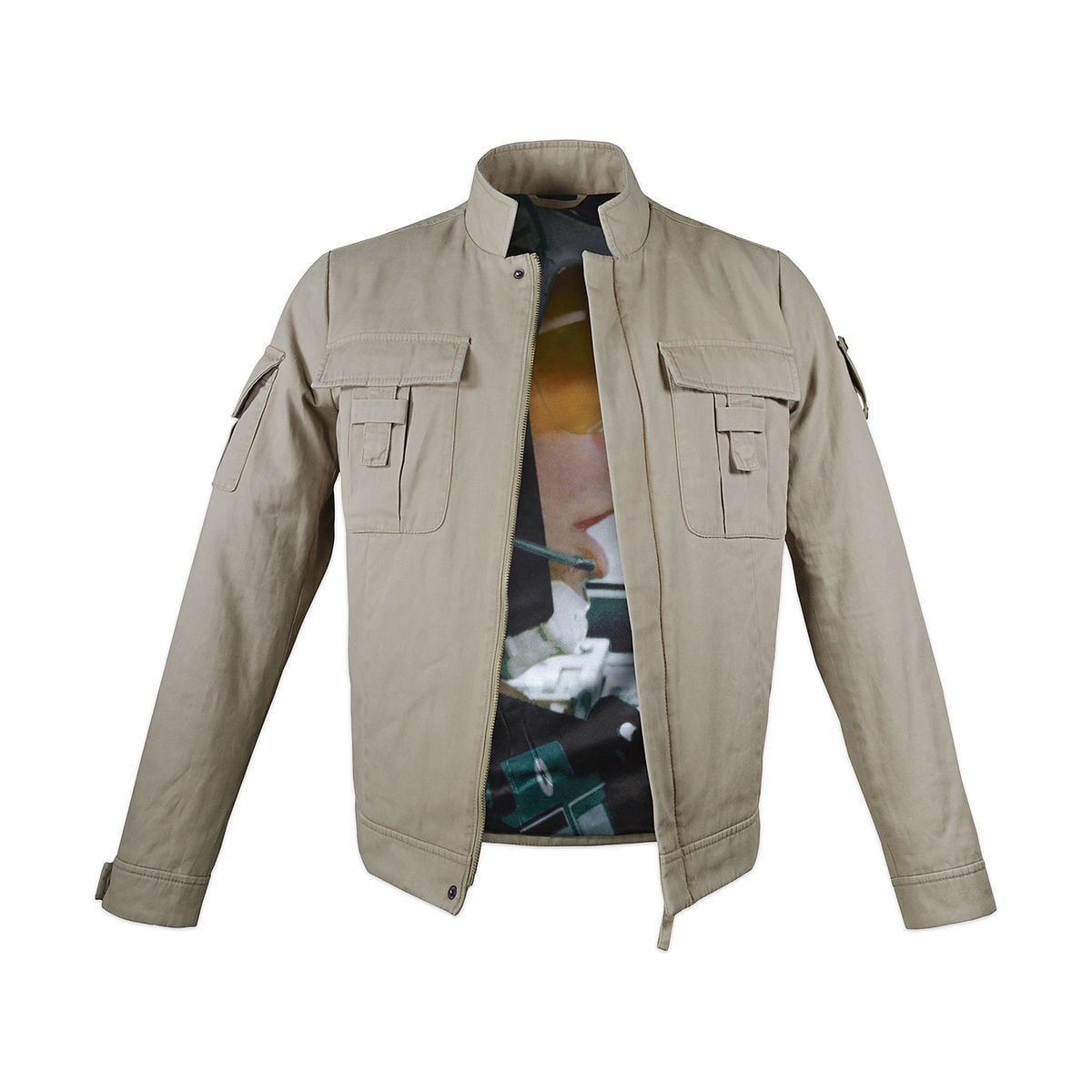 Product Image of Luke Skywalker Jacket for Adults by Musterbrand - Star  Wars - Limited Edition f5e00db46