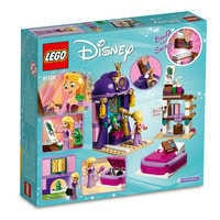 Image of Rapunzel Castle Bedroom Playset by LEGO - Tangled: The Series # 9