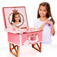 Image of Disney Princess Travel Vanity Playset # 6