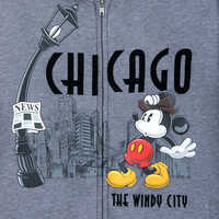 Image of Mickey Mouse Hoodie for Boys - Chicago # 2