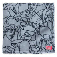 Image of Disney Prince Fleece Throw - Oh My Disney # 1