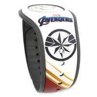 Image of Marvel's Captain Marvel MagicBand 2 - Marvel's Avengers: Endgame # 2