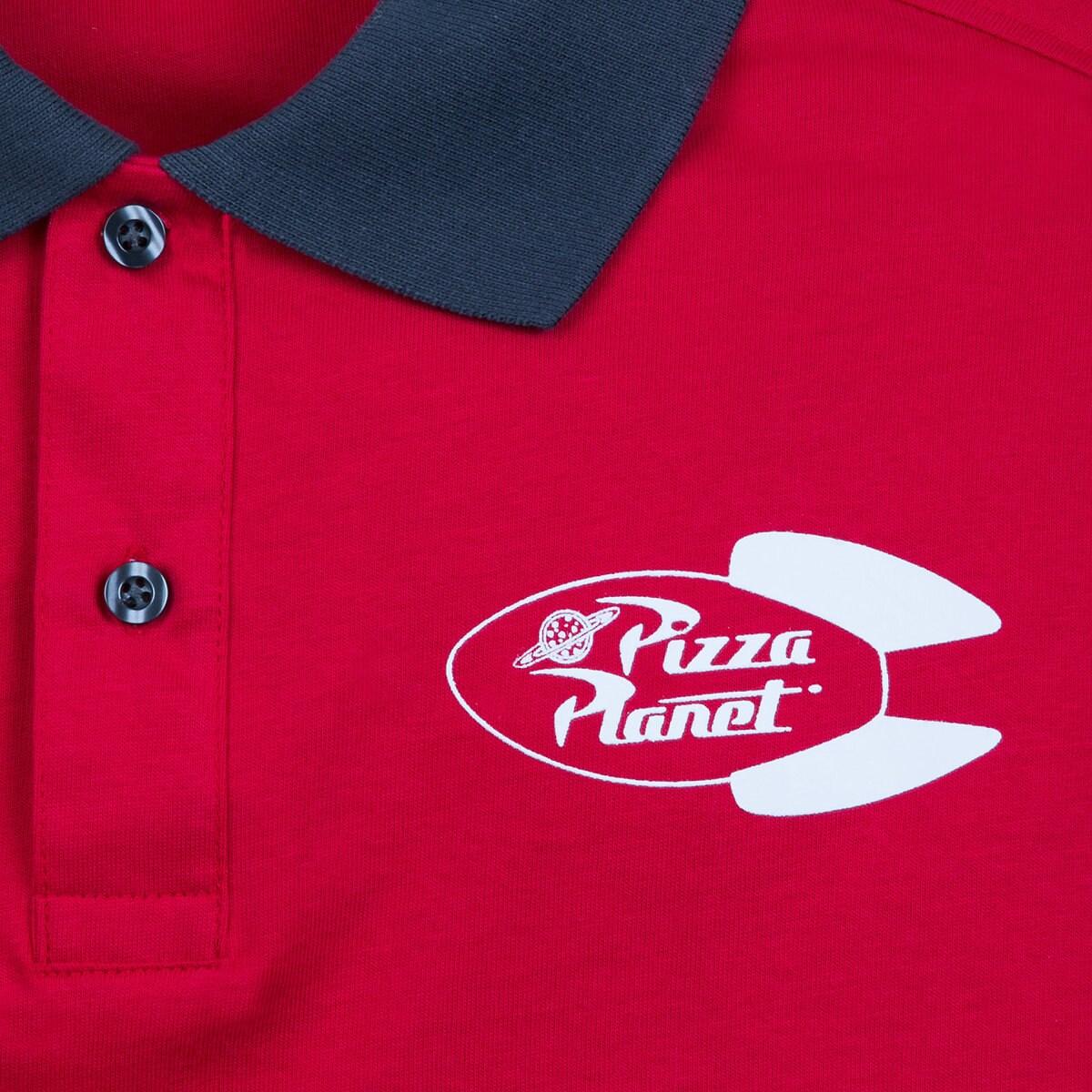 ebffda06d Pizza Planet Polo Shirt for Men - Toy Story