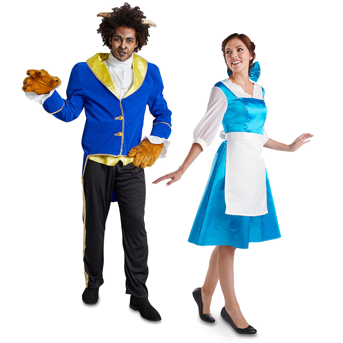 beauty and the beast costume collection for adults | shopdisney