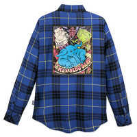 Image of Max Rebo Band Flannel Shirt for Adults - Star Wars # 3