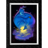 Image of Aladdin ''Your Wish is My Command'' Limited Edition Giclée by Noah # 1
